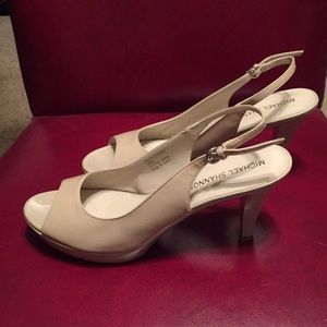 Michael Shannon Heels 4 inches Hart Series